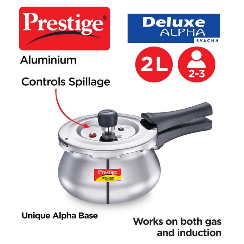 Prestige Money Saver 20 Ltr Pressure Cooker