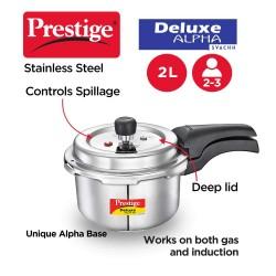 Prestige Popular Plus 10 Ltr Pressure Cooker