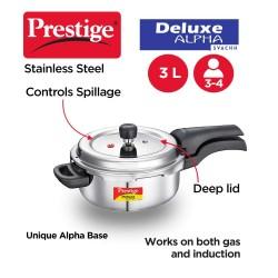 Prestige Popular Plus 12 Ltr Pressure Cooker
