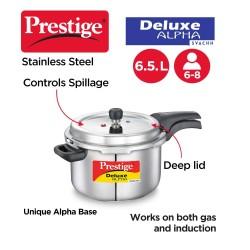 Prestige Deluxe Plus 5 Ltr Pressure Cooker