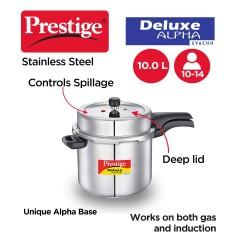 Prestige Deluxe Plus 2 Ltr Pressure Handi Cooker